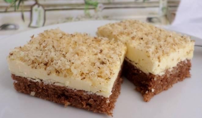 Image result for brzi mramorni kolač