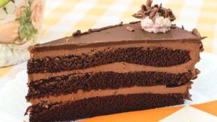 BRZA ČOKOLADNA TORTA: Kad desert mora biti gotov za samo 10 minuta