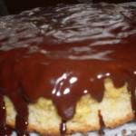 Jaffa torta (ali ne od jaffa keksa!)