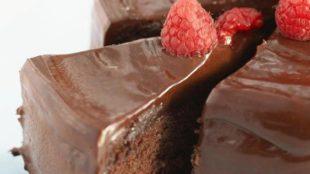 Ledena čokoladna torta