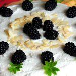 TORTA OD KUPINA: Lagana, ukusna i jednostavna, pravi ljetni desert