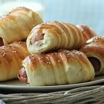 MAMIN BRZI HOT-DOG: Zbilja brzinski i zbilja jako fin obrok!