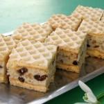 OBLATNE SA BISKVITOM: Zanimljiv kolač, jednostavan i veoma ukusan