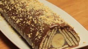 Turska puding torta