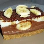 ZA TREN GOTOVE: Vrhunske čokoladne kocke s bananama