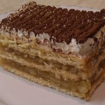 JABUKE U PUDING KREMI: Ukusan desert, jednostavan i brz za pripremu