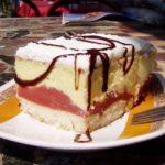 JEDNOSTAVNA KAPRI TORTA: S piškotama umjesto pečenih kora