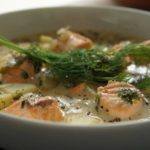 JUHA OD LOSOSA: Probajte jedno zanimljivo riblje jelo