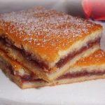 BRZO I FINO: Jednostavni kolač s pekmezom