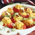 PARADAJZ PUNJEN RIŽOM I SIROM: Brzo, jednostavno i veoma ukusno jelo!