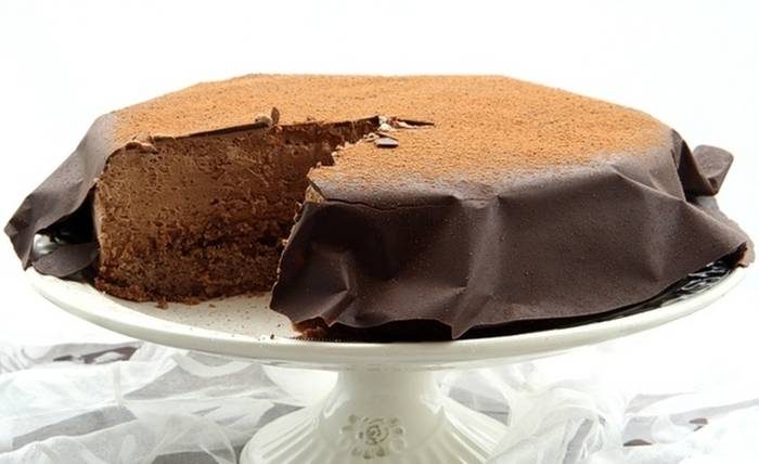 Kesten parfe torta