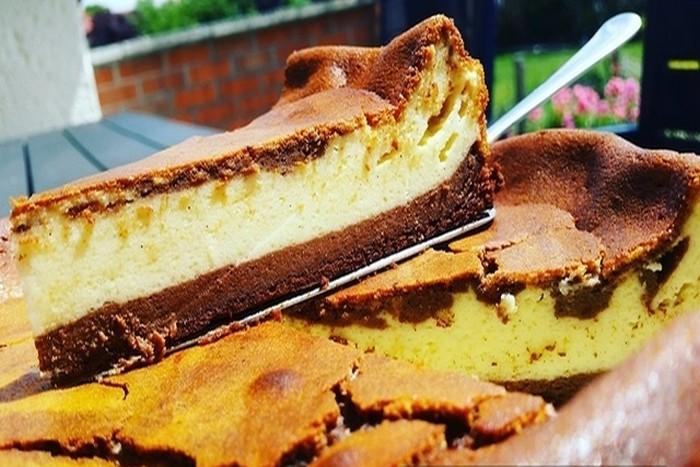 Mokka Cheesecake