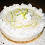 BRZI CHEESECAKE S LIMUNOM: Fina torta bez kuhanja i pečenja