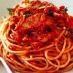 BRZI RUČAK: Slasni špageti s tunom i umakom od paradajza