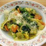 BRZ, UKUSAN I ZDRAV RUČAK: Tjestenina sa mrkvom i brokulom