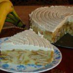 BRZA TORTA S BANANAMA: Jednostavna i ukusna, bez pečenja