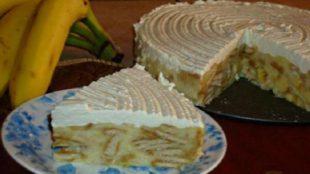Brza torta s bananama