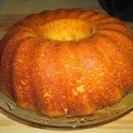 LIMUN KUGLOF: Biskvitni kolač citrusnog okusa pogodan za svaku priliku