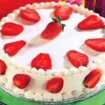 PLAZMA TORTA S JAGODAMA I ŠLAGOM: Proljetna varijanta superpopularne brze torte