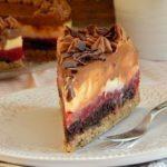 JAFFA TORTA: Ukusna, nepečena torta s malinama ili nekim drugim voćem