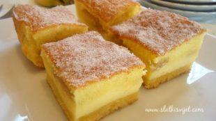 Fini kolač od vanilije