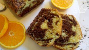 Mramorni kolač s narančom