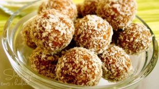 Čokoladne kokos kuglice