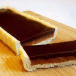 TWIX TART: Pripremite sami poznatu čokoladicu!