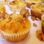 MUFFINI S ORASIMA I MEDOM: Kombinacija okusa s kojom ne možete pogriješiti