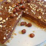 NUTELLA CHEESECAKE: Jednostavna, brza i jakoooo fina torta bez pečenja