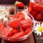 DOMAĆI KOMPOT OD JAGODA: Da bi u finom okusu uživali i u hladnim, zimskim danima
