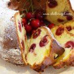 JOGURT KUGLOF S TREŠNJAMA: Jednostavan i ukusan kolač sa sezonskim voćem