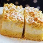 JEDNOSTAVNA STARINSKA POSLATICA: Čupava jogurt pita s kiselim vrhnjem