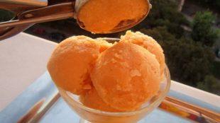 Sladoled od dinje