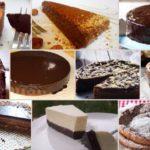 ČOKOLADNA TORTA: 10 sjajnih, jednostavnih i pouzdanih recepata!