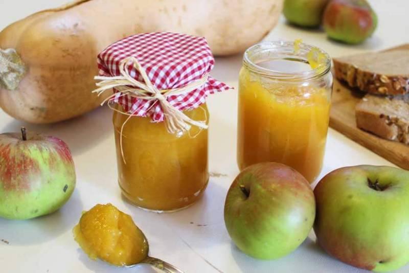 Pekmez od jabuka i bundeve