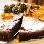 BOŽIĆNA CAPRESE TORTA: Aromatična i ukusna, isnpirirana čuvenom talijanskom tortom