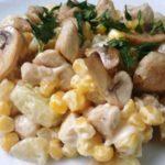 BRZO, UKUSNO I ZDRAVO: Obrok salata od piletine i krumpira