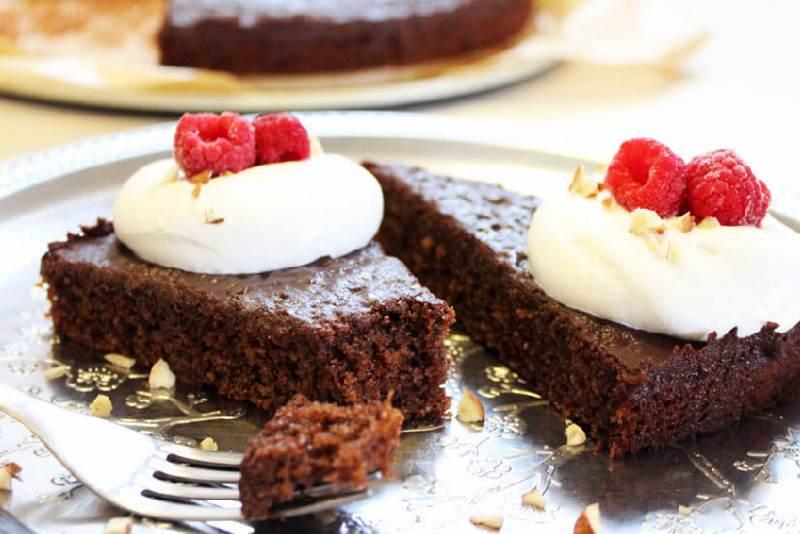 Mokri kolač od čokolade i kave