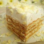 GOTOV ZA POLA SATA: Kolač s keksima i pudingom od vanilije