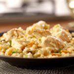 BRZO I UKUSNO: Marinirana pileća prsa s rižom i povrćem
