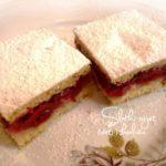 PITA S VIŠNJAMA: Starinski recept iz bakine kuhinje, morate ga isprobati!