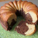 MRAMORNI KUGLOF: Prekrasan kolač, jednostavan i veoma ukusan
