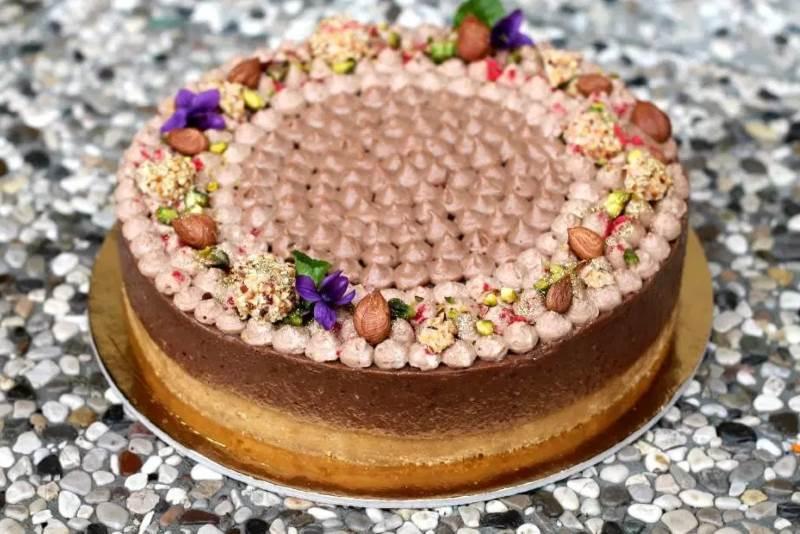 BRZI NUTELLA CHEESECAKE: Ukusna i jednostavna torta, bez pečenja