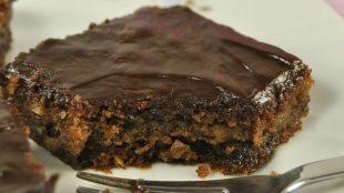 BANANA BROWNIES: Sočan i ukusan kolač, s aromom koju samo banana može dati