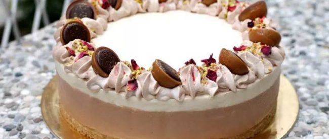 COKOLADNI CHEESECAKE S KAVOM: Fantastična torta! Tako jednostavna, a tako dobra...