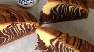 ZEBRA KOLAČ: 'Specijalno' izdanje mramornog kolača