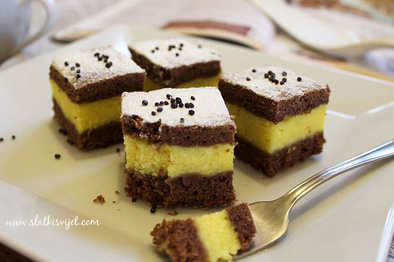 CRNA PITA SA SIROM: Klasični kolač u novom ruhu još je ljepši i ukusniji