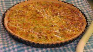 TART OD PORILUKA: Jednostavno i ukusno jelo po francuskom receptu