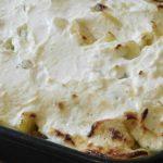 BRZI RUČAK: Zapečeni krumpir sa svježim sirom i špekom